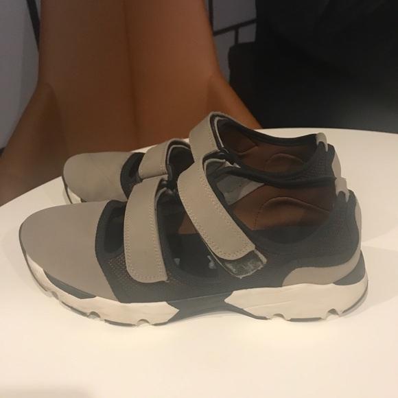 Marni Shoes | Marni Velcro Sneakers